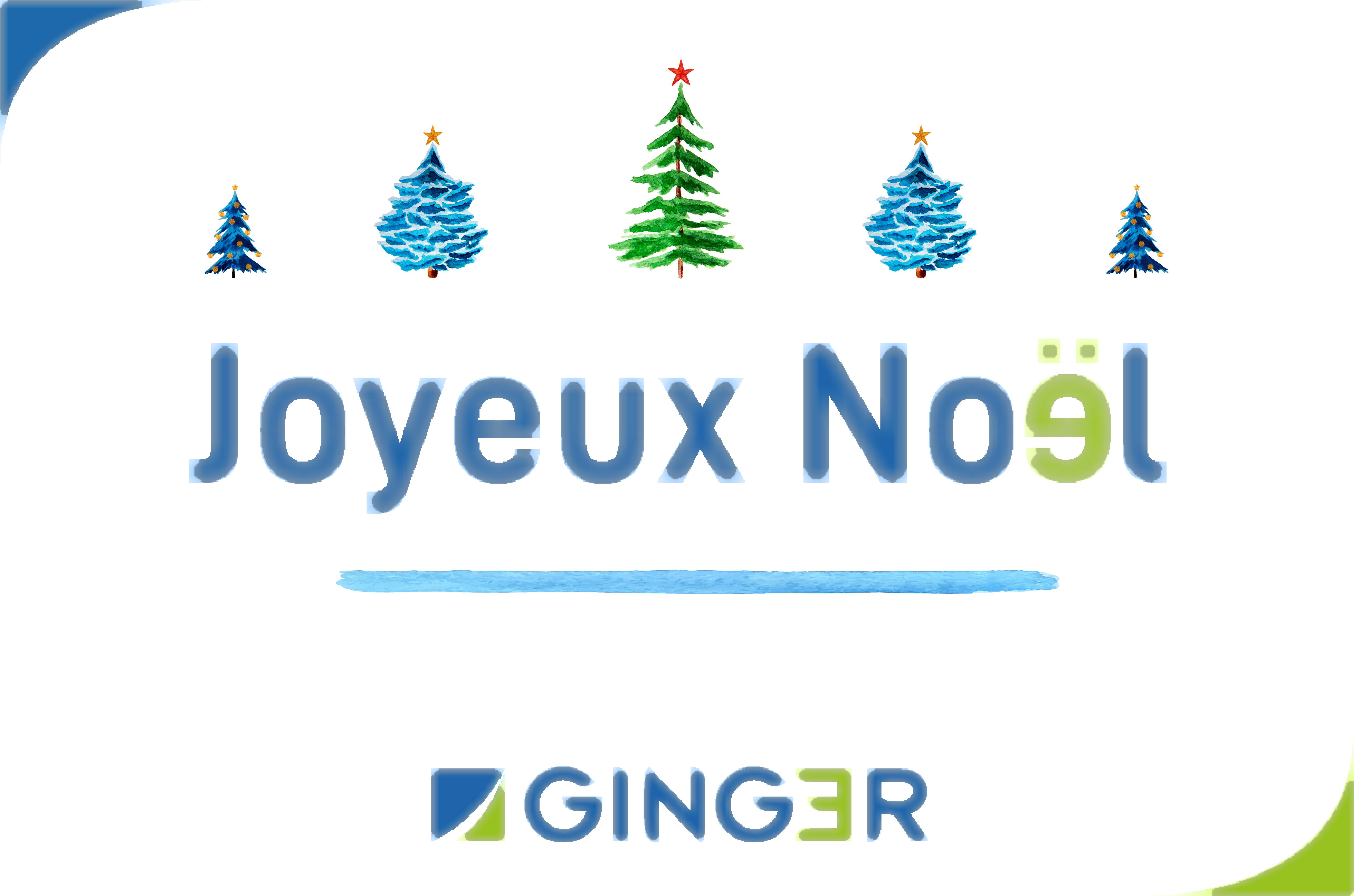 Joyeux Noël de la part de Ginger